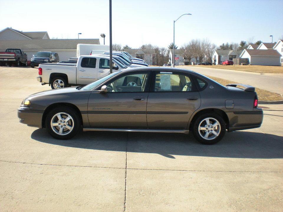 2003 Chevrolet Impala  - Nelson Automotive