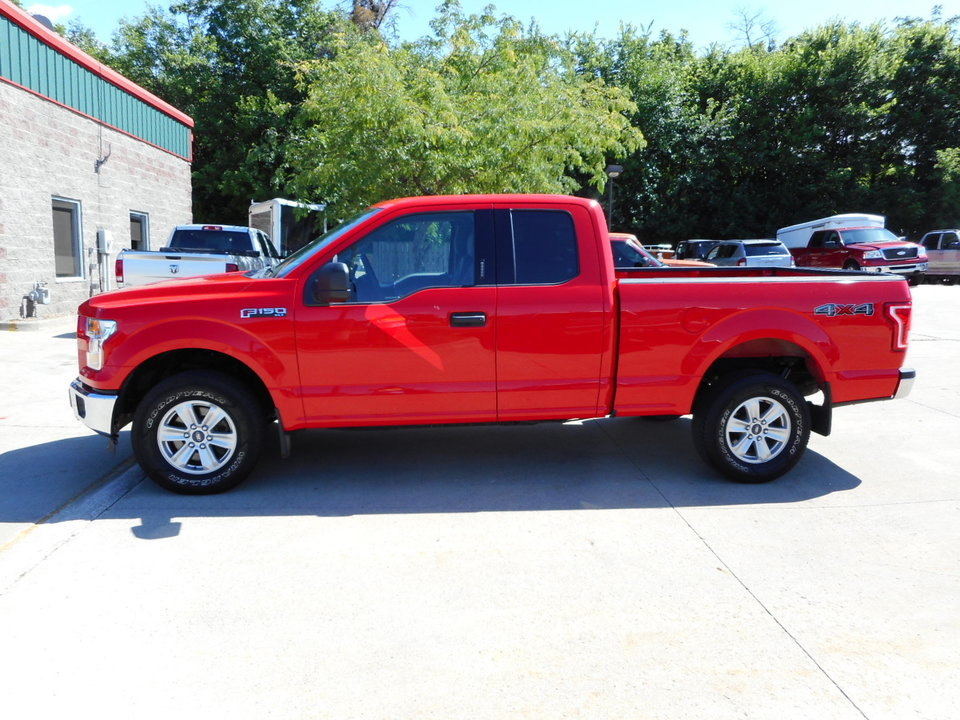 2015 Ford F-150  - Nelson Automotive