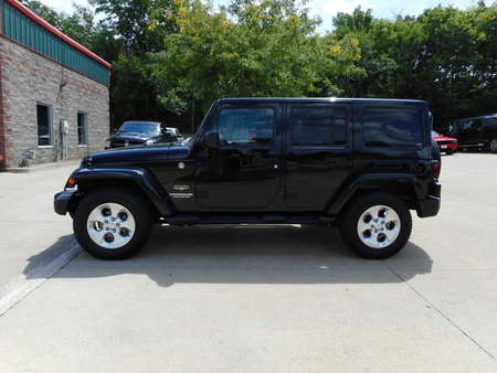 2014 Jeep Wrangler Unlimited Sahara 4x4 for Sale  - PS29806  - Nelson Automotive