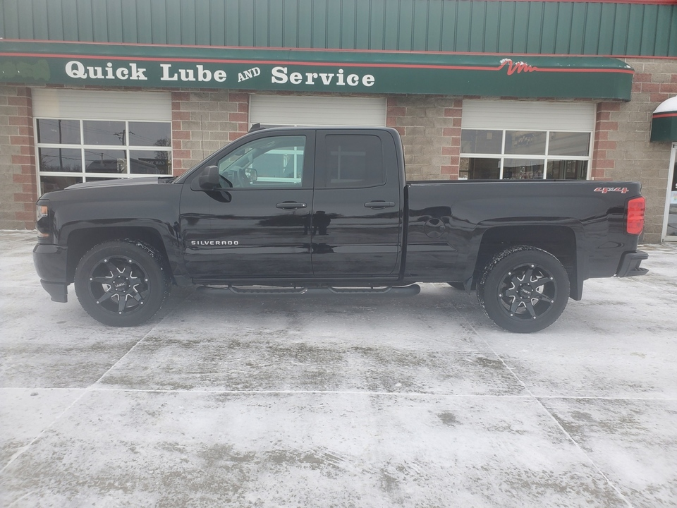 2016 Chevrolet Silverado 1500 Custom 4x4 Ext. Cab  - PS59471  - Nelson Automotive