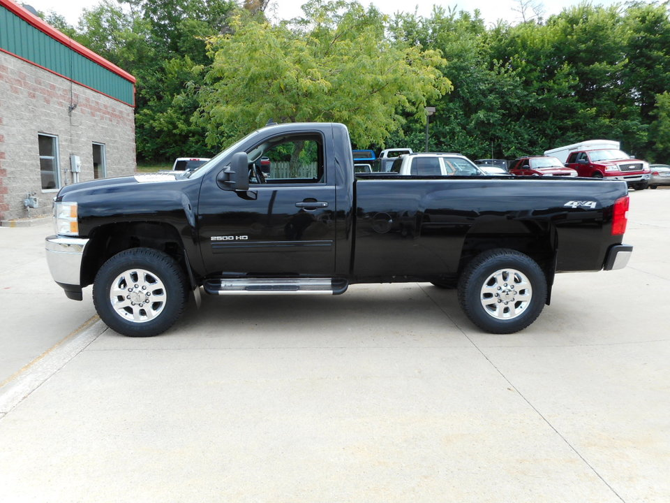 2013 Chevrolet Silverado 2500 HD  - Nelson Automotive