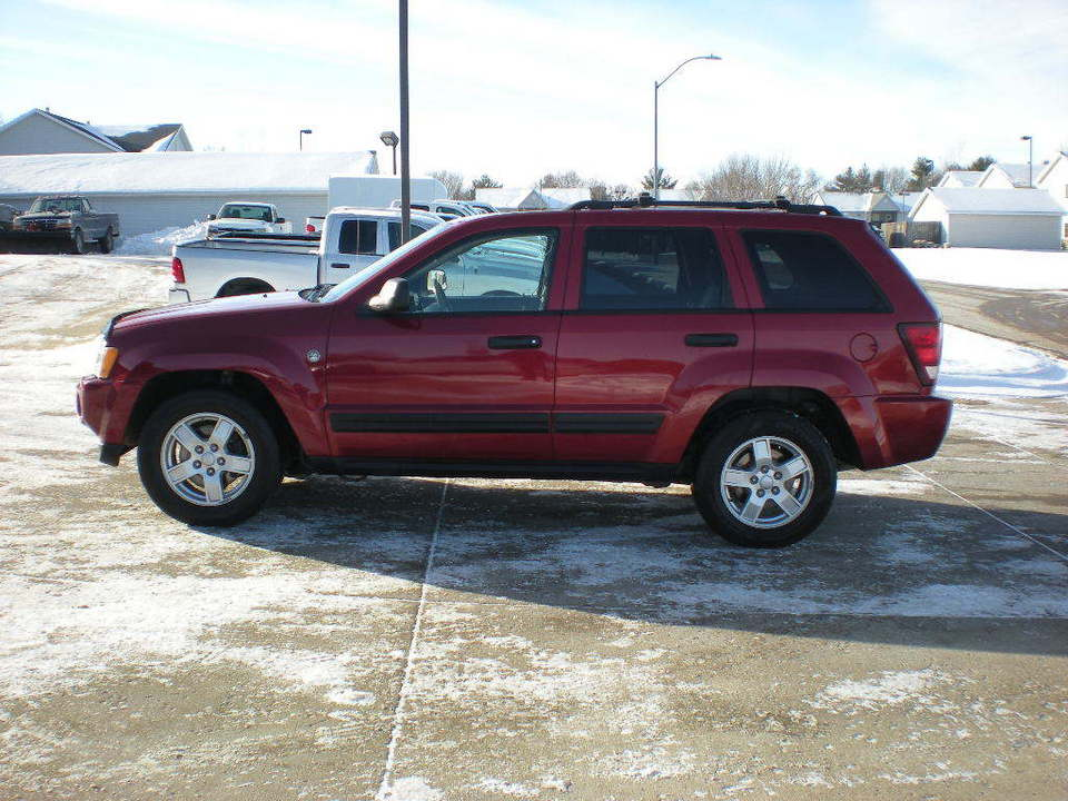 2005 Jeep Grand Cherokee Laredo 4x4