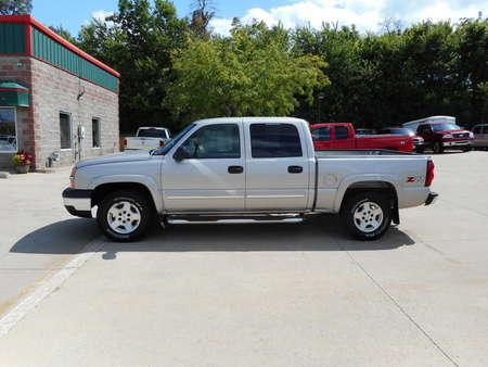 2004 Chevrolet Silverado 1500 Z-71 4x4 Crew Cab for Sale  - 86880  - Nelson Automotive