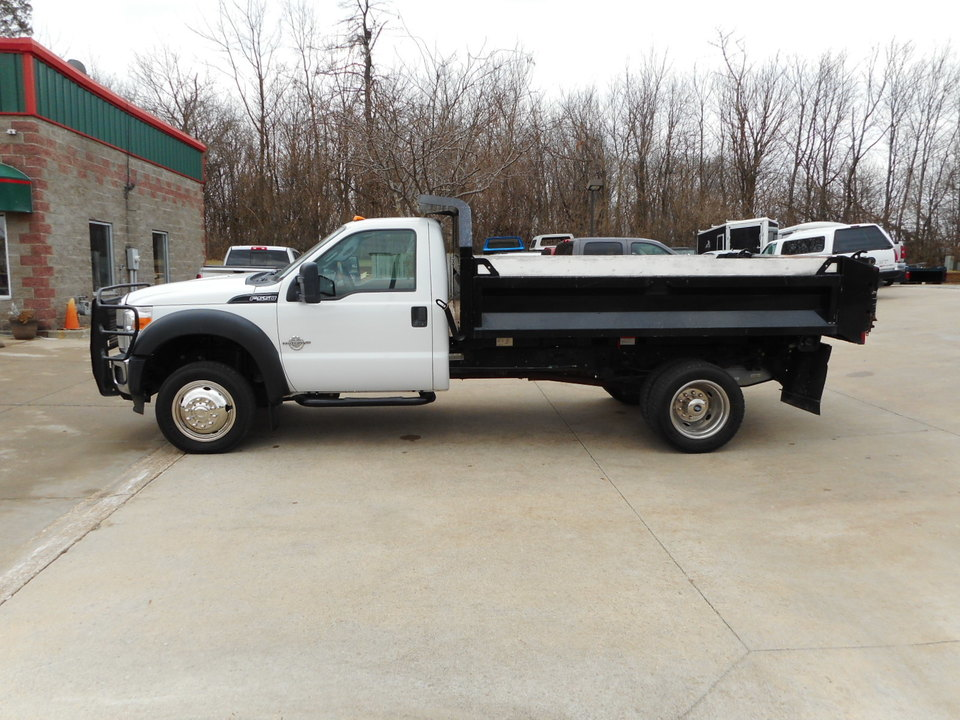 2012 Ford F-550 XL 2WD  - PS58375  - Nelson Automotive