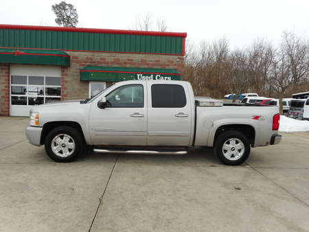 2007 Chevrolet Silverado 1500 Crew Cab LTZ Z71 4x4 for Sale  - 76340  - Nelson Automotive