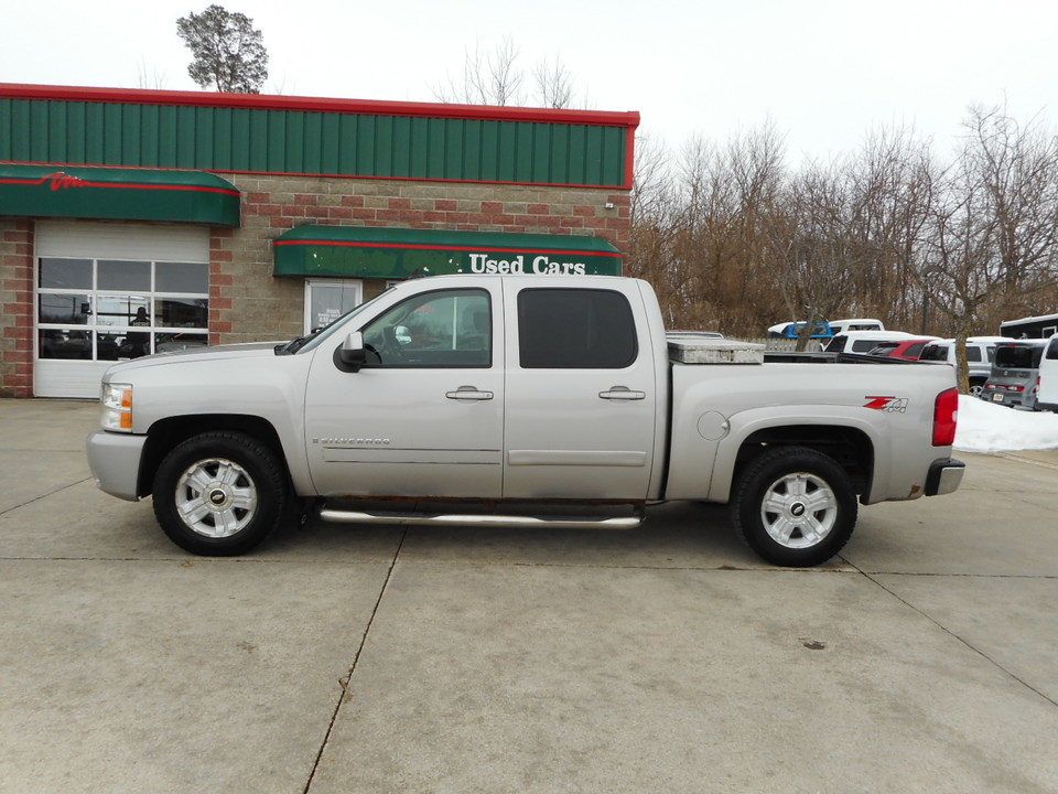 2007 Chevrolet Silverado 1500  - Nelson Automotive