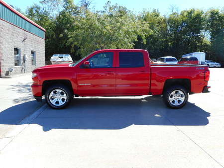 2016 Chevrolet Silverado 1500 K1500 2LT Z-71 4x4 Crew Cab for Sale  - PS89722  - Nelson Automotive