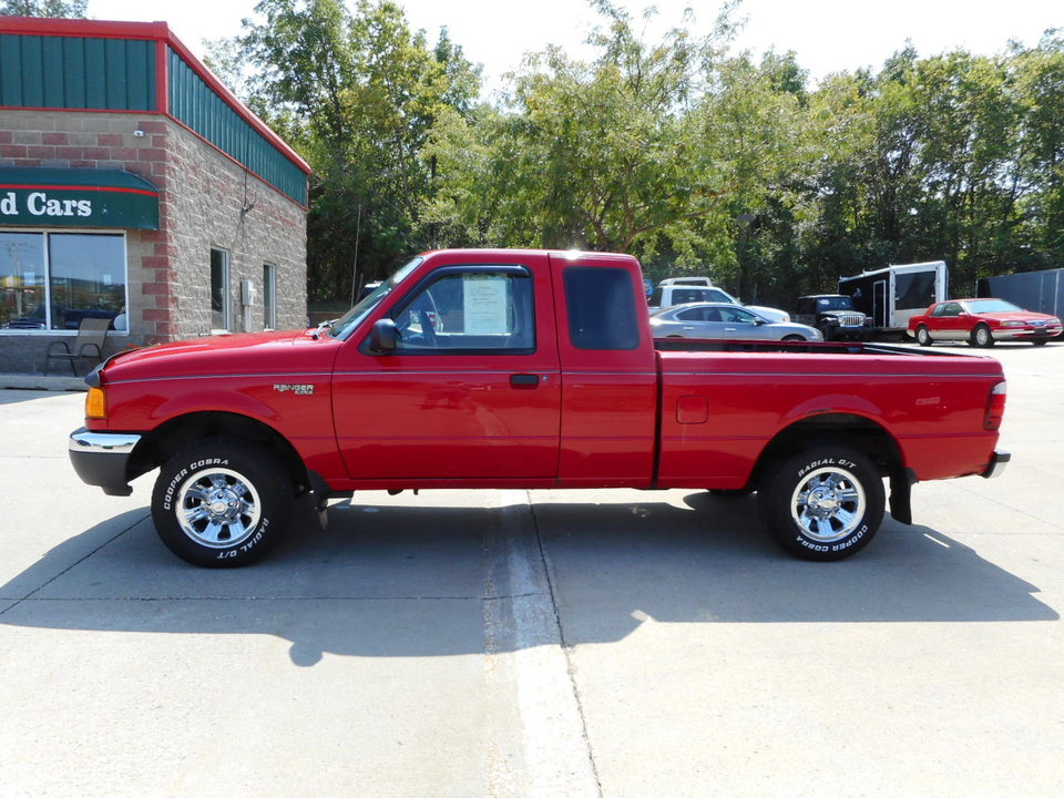 2001 Ford Ranger XLT  - 24480  - Nelson Automotive