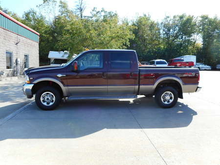 2003 Ford F-250 King Ranch 4x4 Crew Cab for Sale  - 29245  - Nelson Automotive
