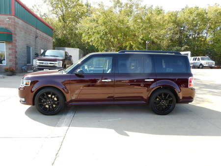 2017 Ford Flex Limited AWD for Sale  - PS07399  - Nelson Automotive