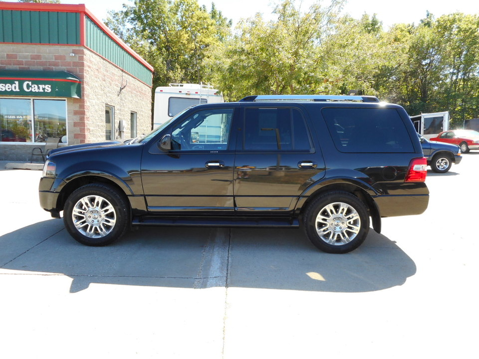2011 Ford Expedition Limited 4x4  - 05591  - Nelson Automotive