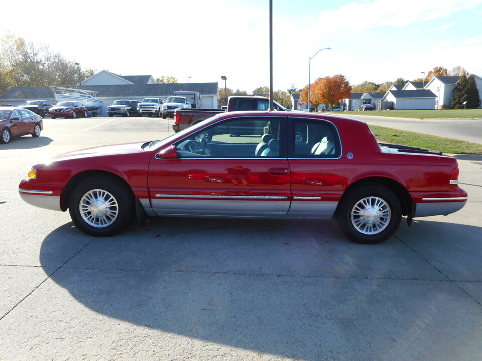 1996 mercury cougar xr7 stock 01745 polk city ia 50226 1996 mercury cougar xr7