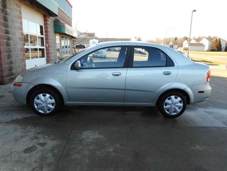 2005 Chevrolet Aveo  for Sale  - 41533  - Nelson Automotive