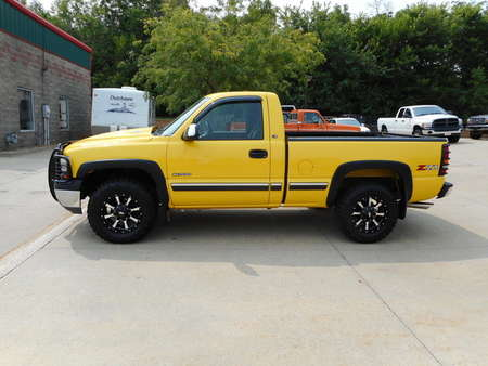2002 Chevrolet Silverado 1500 LS Z-71 4x4 Reg. Cab/ Short Box for Sale  - 10712  - Nelson Automotive
