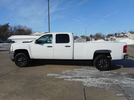 2011 Chevrolet Silverado 2500 HD Crew Cab Long Box for Sale  - 45513  - Nelson Automotive