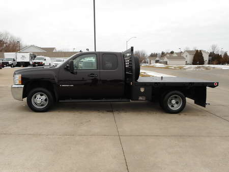 2008 Chevrolet Silverado 3500HD Ext. Cab 2WD Flatbed for Sale  - 51854  - Nelson Automotive