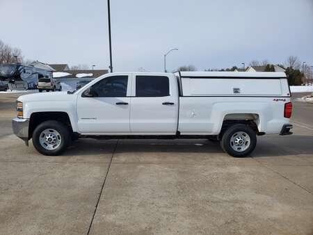 2018 Chevrolet Silverado 2500 W/T 4x4 Crew Cab Long Bed for Sale  - 43943  - Nelson Automotive