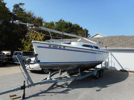1995 Catalina 250  for Sale  - B0C595  - Nelson Automotive