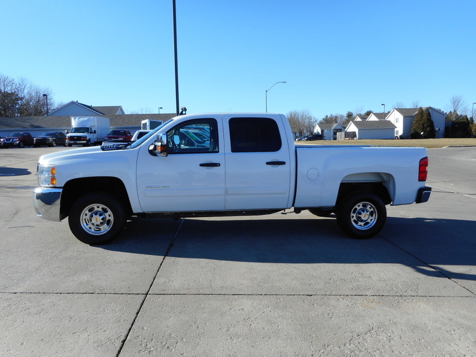 2007 Chevrolet Silverado 2500 HD  - Nelson Automotive