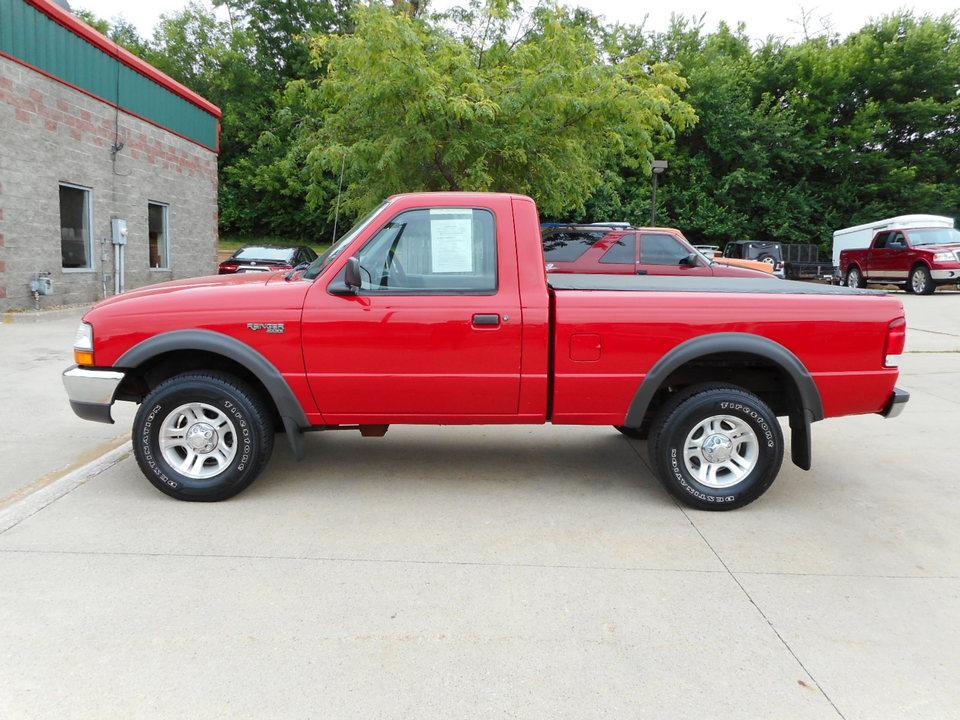 2000 Ford Ranger Xlt 4x4 Stock 62228 Polk City Ia 50226