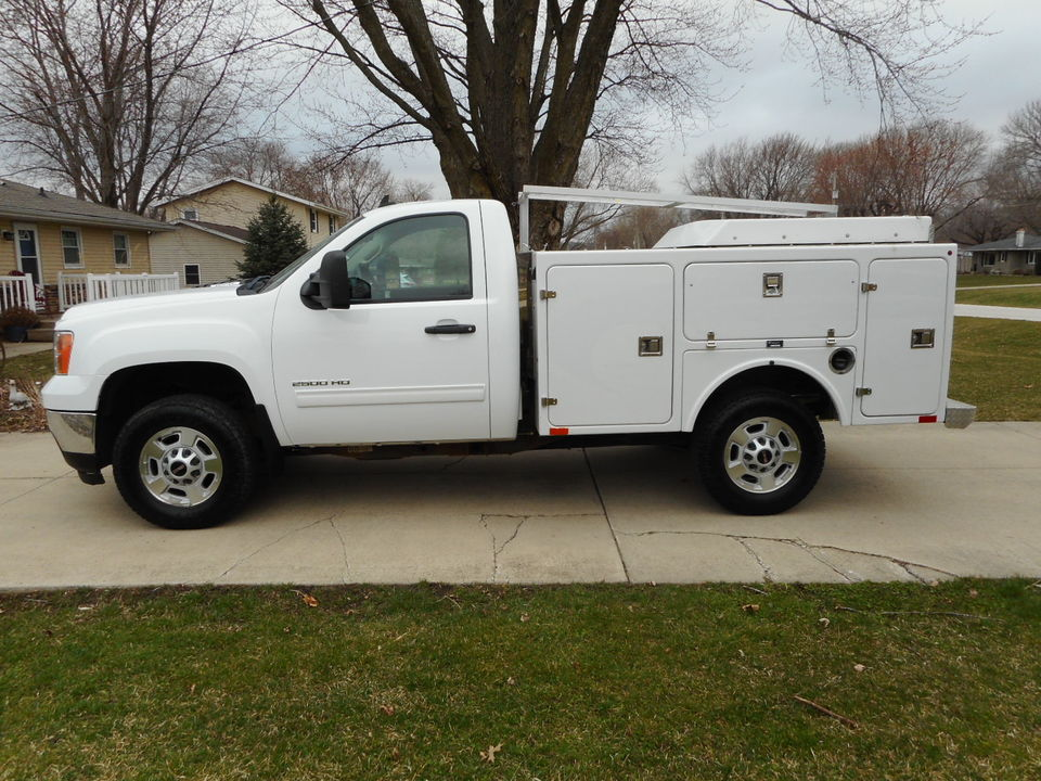 2012 GMC Sierra 2500 SLE 4x4 Utility  - PS07066  - Nelson Automotive