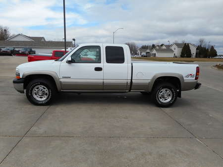 2002 Chevrolet Silverado 2500 LS 4x4 Ext. Cab for Sale  - 22950  - Nelson Automotive