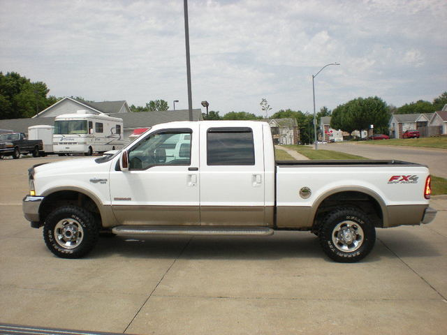 2018 Ford F350 King Ranch >> 2004 Ford F-250 King Ranch FX4 4x4 - Stock # 17201 - Polk City, IA 50226