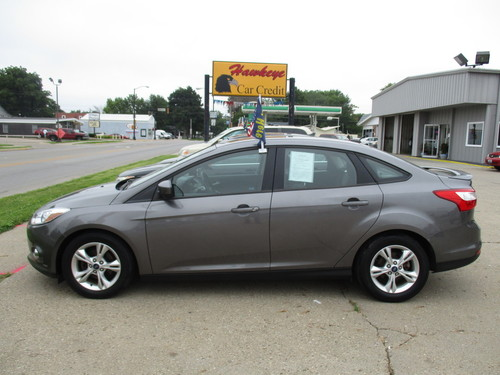 2012 Ford Focus  - Hawkeye Car Credit - Newton