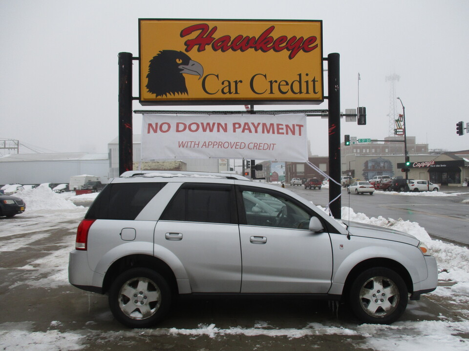 2006 Saturn VUE  - 3666RA  - Hawkeye Car Credit - Newton