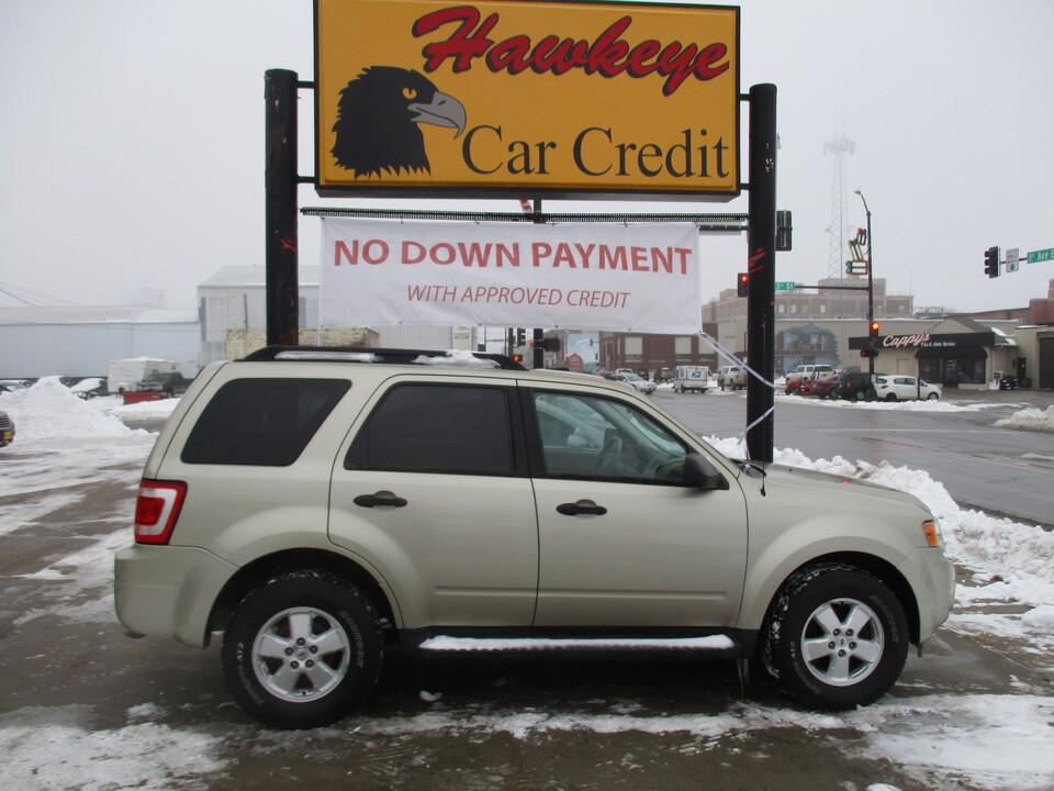 2010 Ford Escape  - Hawkeye Car Credit - Newton
