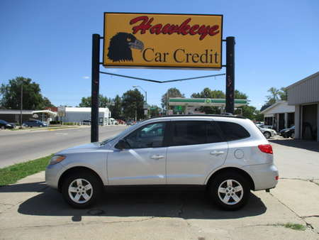 2009 Hyundai Santa Fe  for Sale  - 3784R  - Hawkeye Car Credit - Newton