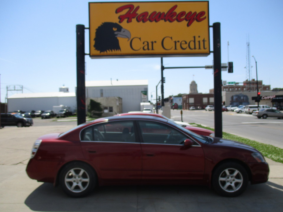 2006 Nissan Altima  - 3691R  - Hawkeye Car Credit - Newton