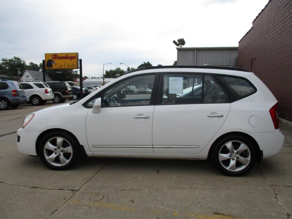 2008 Kia Rondo  - Hawkeye Car Credit - Newton