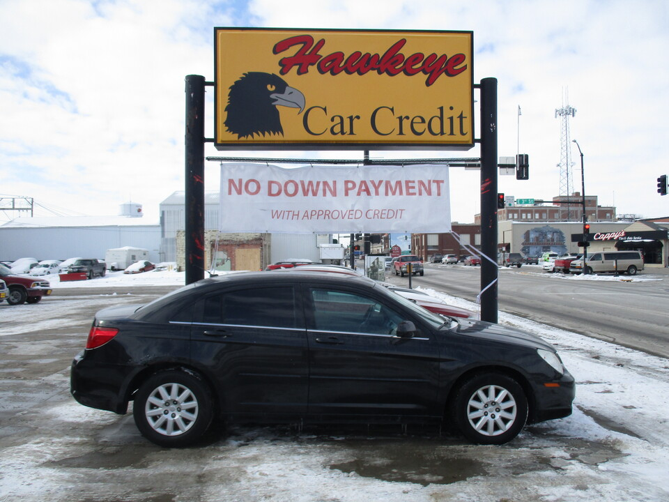2007 Chrysler Sebring  - 3856  - Hawkeye Car Credit - Newton