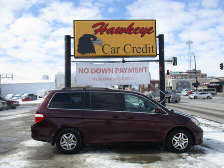 2007 Honda Odyssey  for Sale  - 3865  - Hawkeye Car Credit - Newton