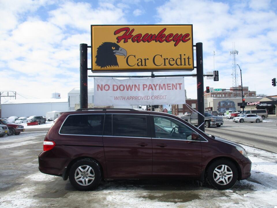 2007 Honda Odyssey  - 3865  - Hawkeye Car Credit - Newton
