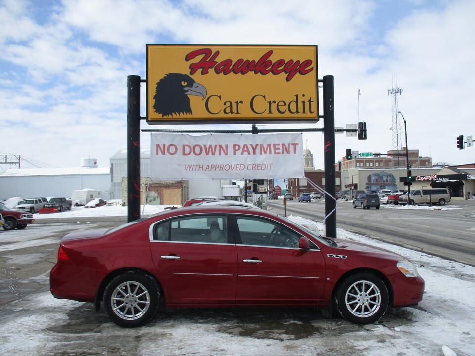 2008 Buick Lucerne  - 3864  - Hawkeye Car Credit - Newton