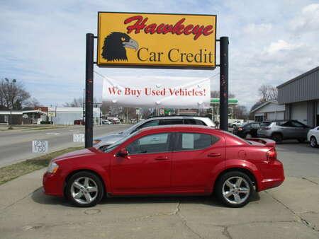 2011 Dodge Avenger  for Sale  - 3683RR  - Hawkeye Car Credit - Newton