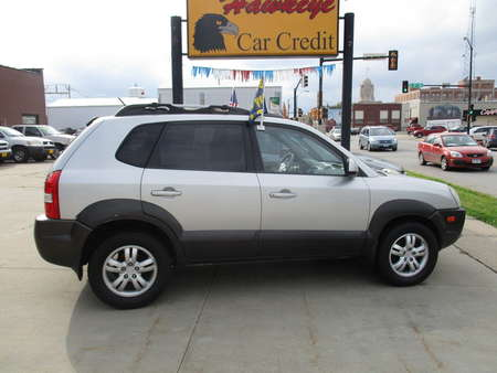 2007 Hyundai Tucson  for Sale  - 3746  - Hawkeye Car Credit - Newton