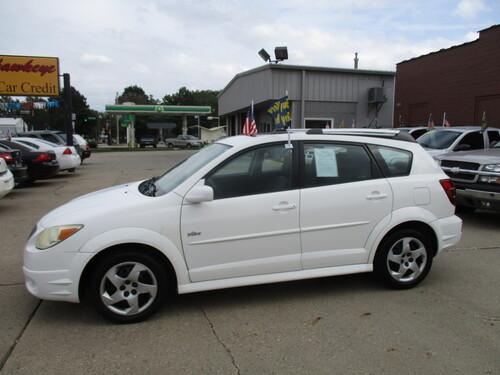2006 Pontiac Vibe  - Hawkeye Car Credit - Newton