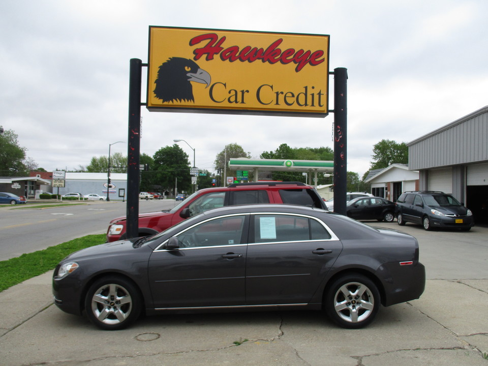 2010 Chevrolet Malibu  - 3790  - Hawkeye Car Credit - Newton