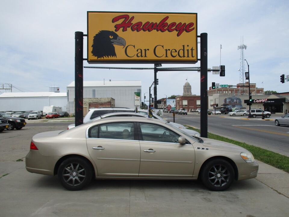2006 Buick Lucerne  - Hawkeye Car Credit - Newton