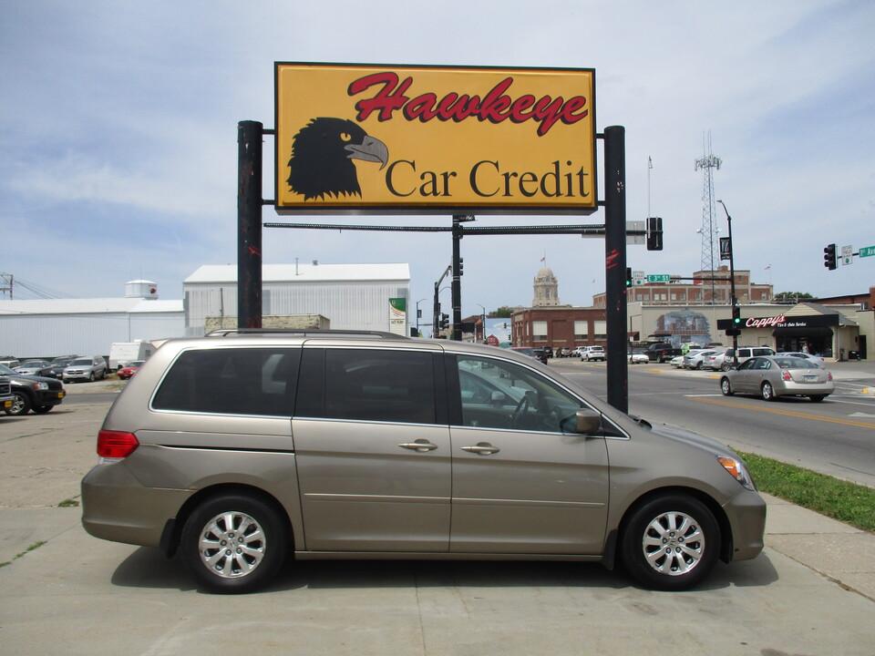 2008 Honda Odyssey  - Hawkeye Car Credit - Newton