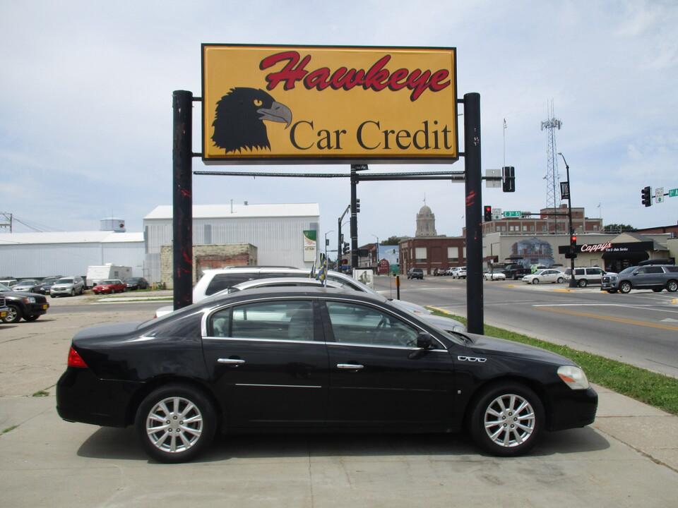 2009 Buick Lucerne  - 3900  - Hawkeye Car Credit - Newton