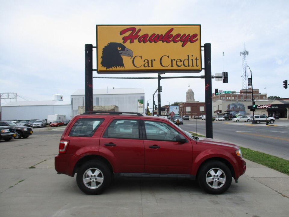 2012 Ford Escape  - 3899  - Hawkeye Car Credit - Newton