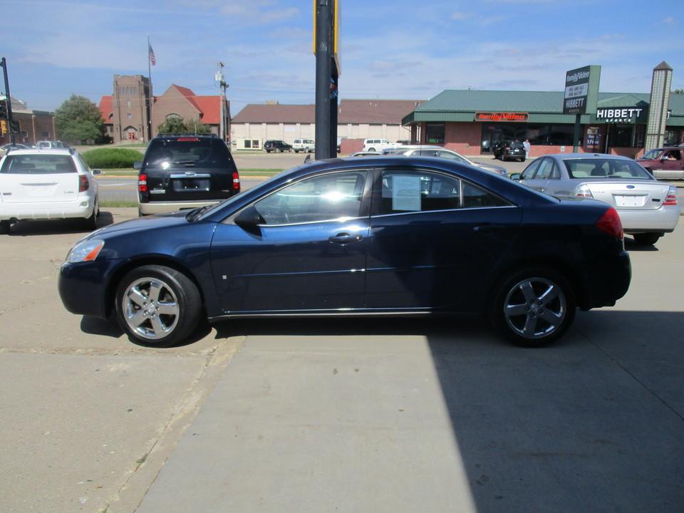 2008 Pontiac G6  - Hawkeye Car Credit - Newton