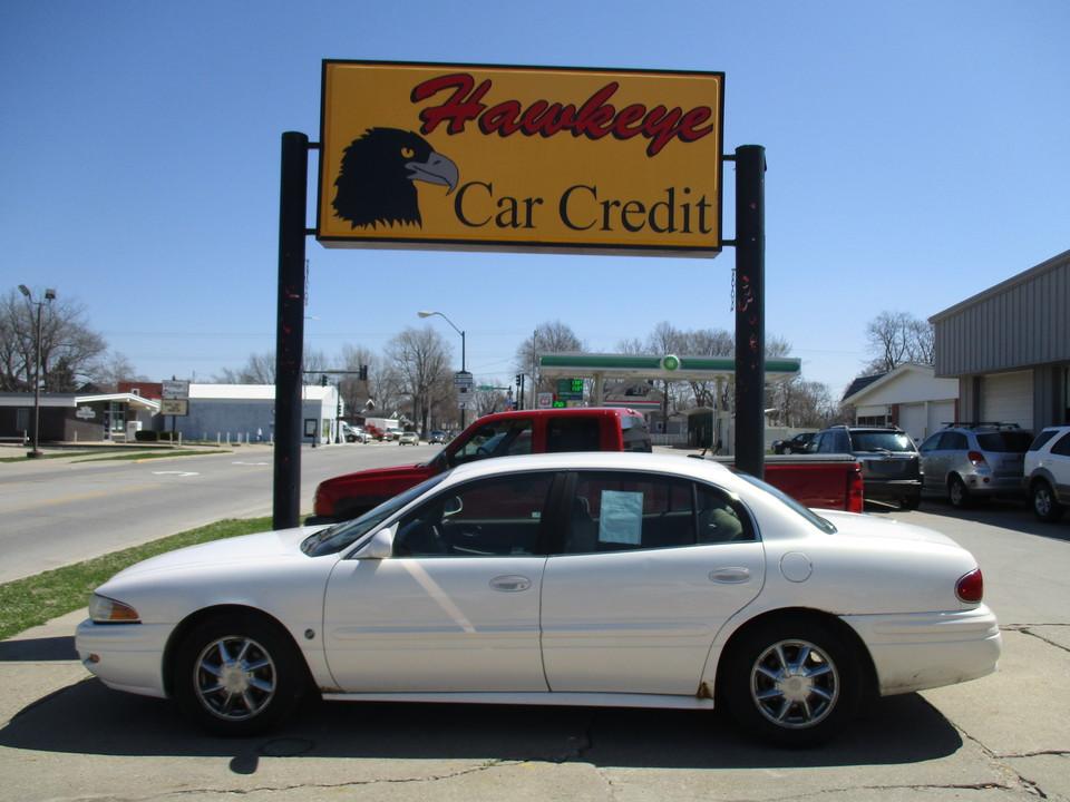 2005 Buick LeSabre  - 3700AR  - Hawkeye Car Credit - Newton