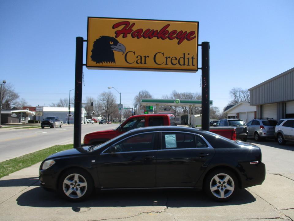2008 Chevrolet Malibu  - Hawkeye Car Credit - Newton