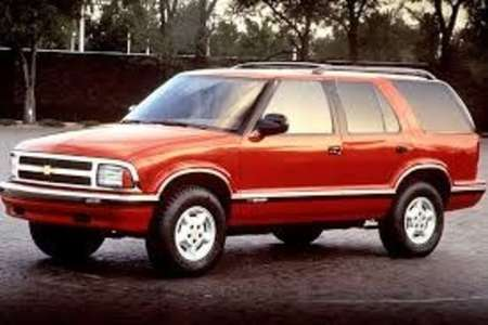 1995 Chevrolet Blazer  for Sale  - 3752  - Hawkeye Car Credit - Newton