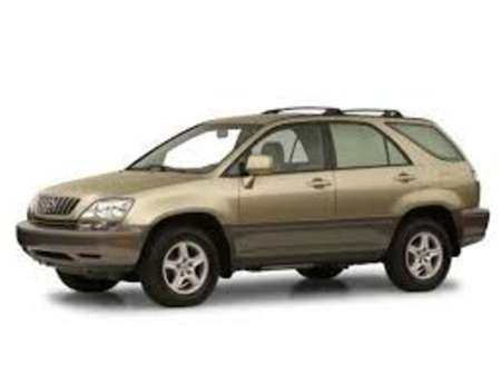 2001 Lexus RX 300  for Sale  - 3755  - Hawkeye Car Credit - Newton